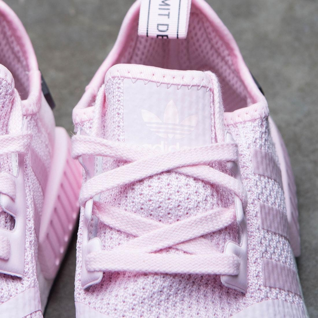 Adidas Women NMD R1 W (pink clear pink footwear white core black)