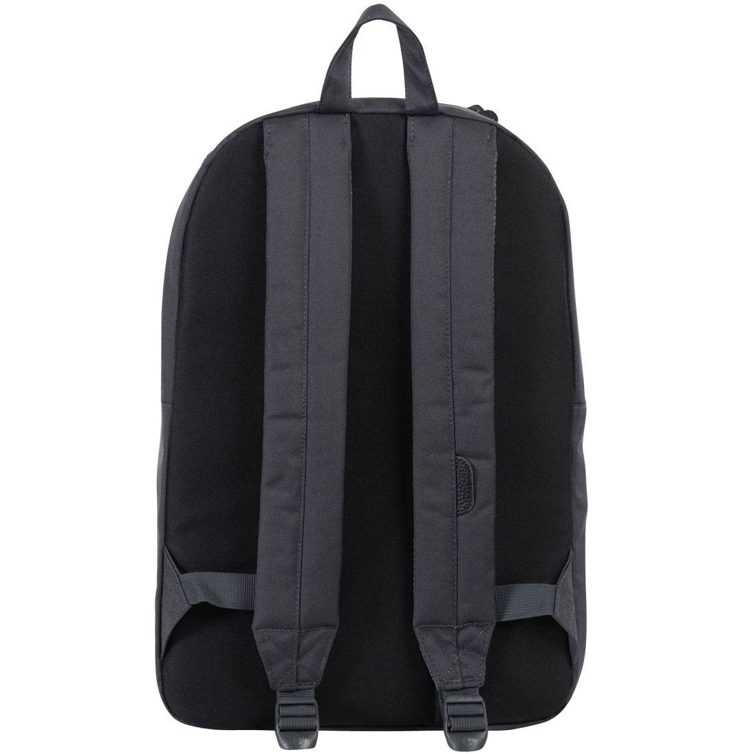 2d5dd84b57 Herschel Supply Co Heritage Backpack - Poly (black   dark shadow)