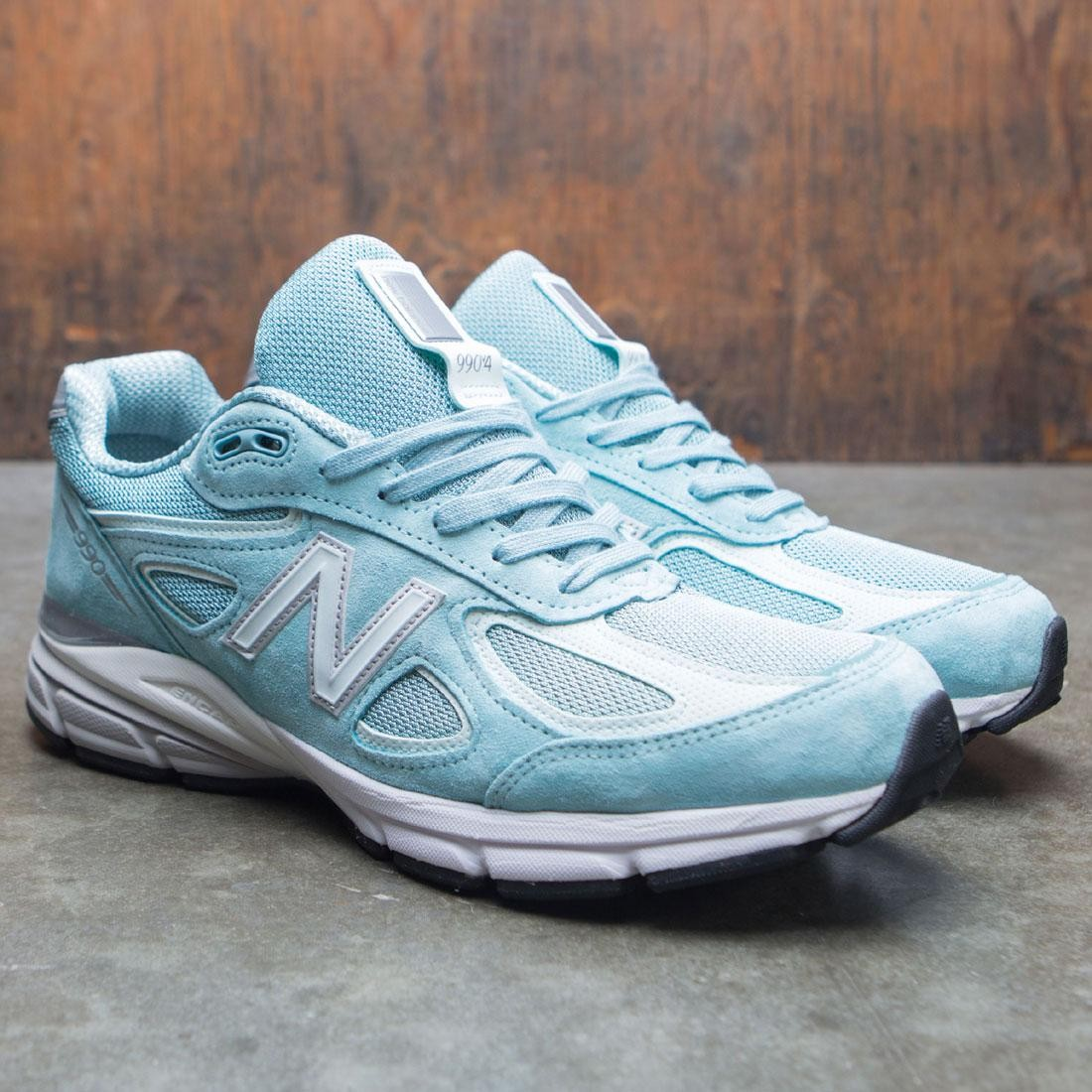 official photos a05ee 6abf2 New Balance Men 990v4 M990MS4 - Made In USA (teal / mineral sage / seafoam)