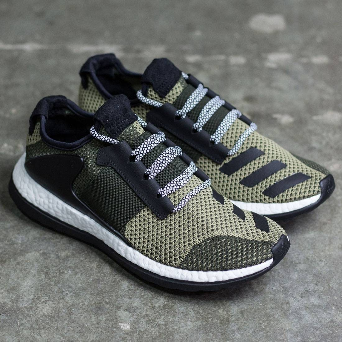 new style 74c00 d5451 Adidas Consortium Day One Men ADO Pure Boost ZG (green  pantone green)