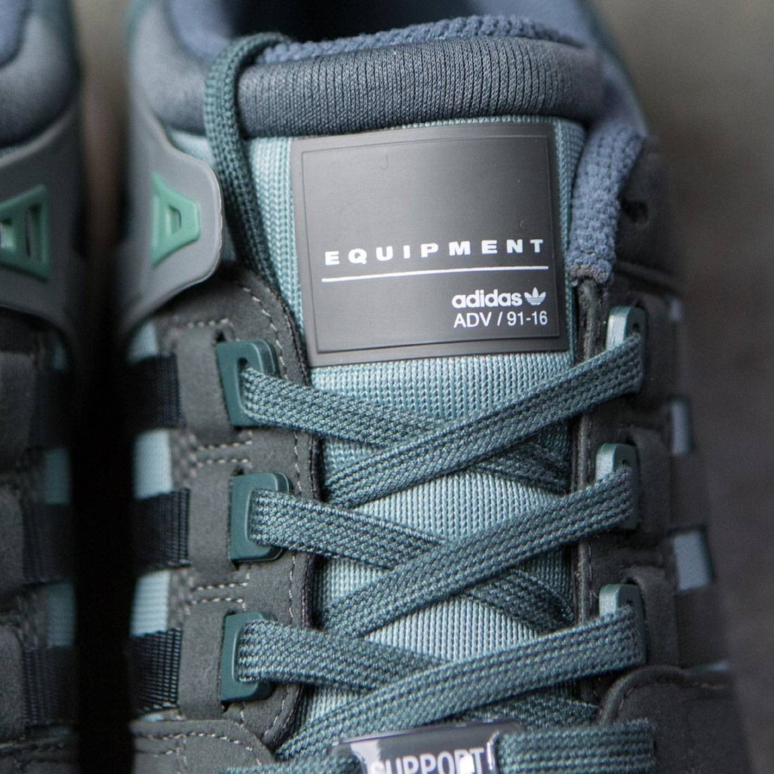 detailed look d39aa 1c890 Adidas Men EQT Support Ultra (green / trace green / utility ivy / utility  grey)