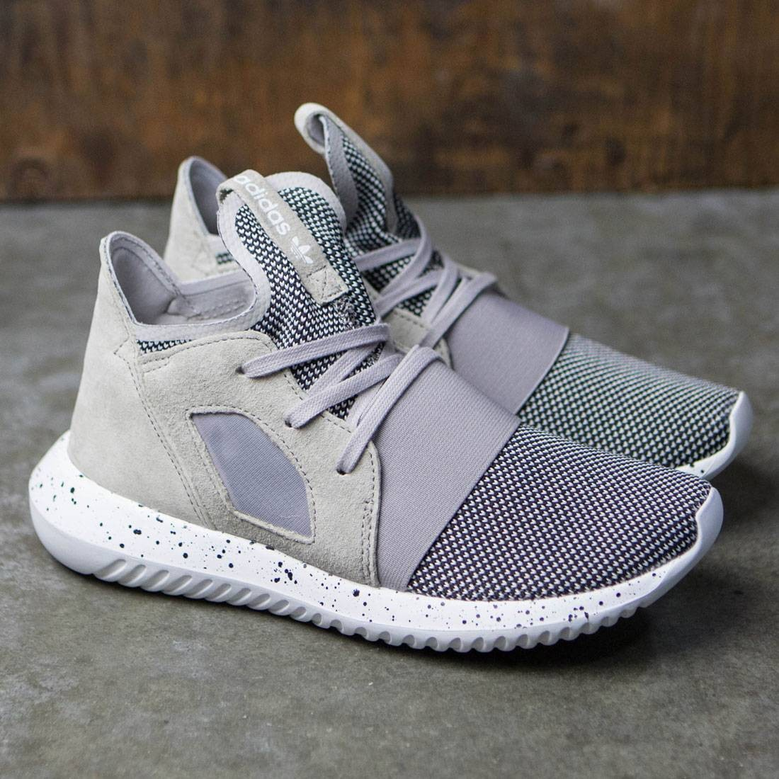 more photos a7560 5e3d7 ... official store adidas women tubular defiant gray clear granite footwear  white bc9a5 3f591