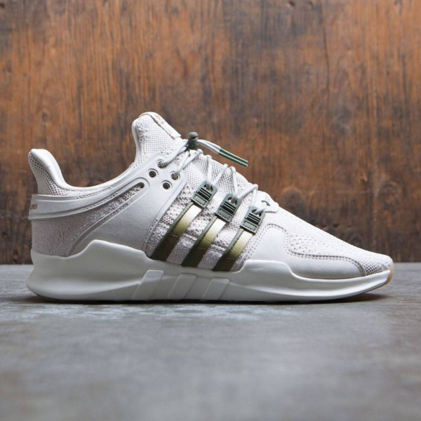 official photos 6d834 5a9ba Adidas Consortium x Highs And Lows Men EQT Support ADV brown linen carboard