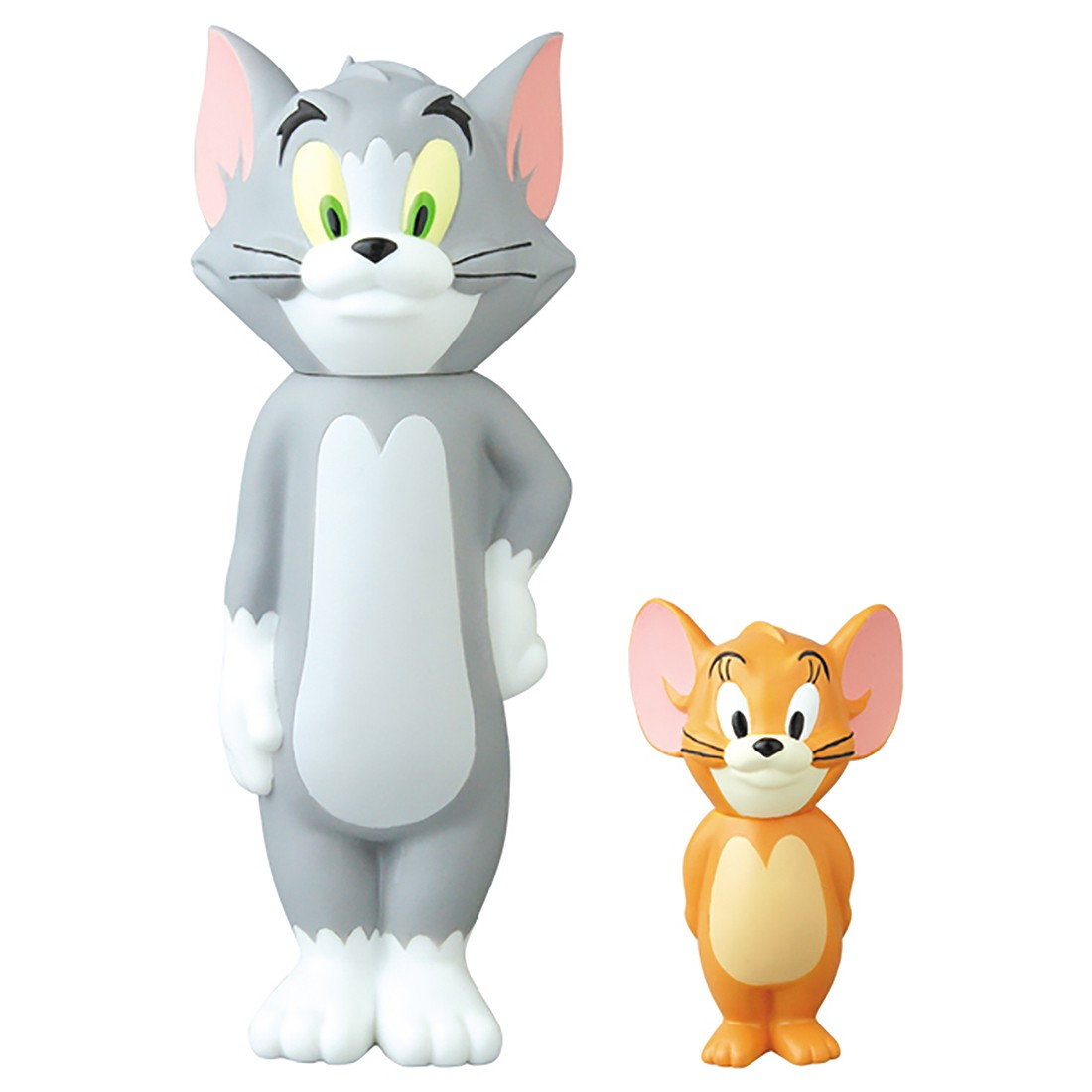 PREORDER - Medicom VCD Tom And Jerry Figures (gray / brown)