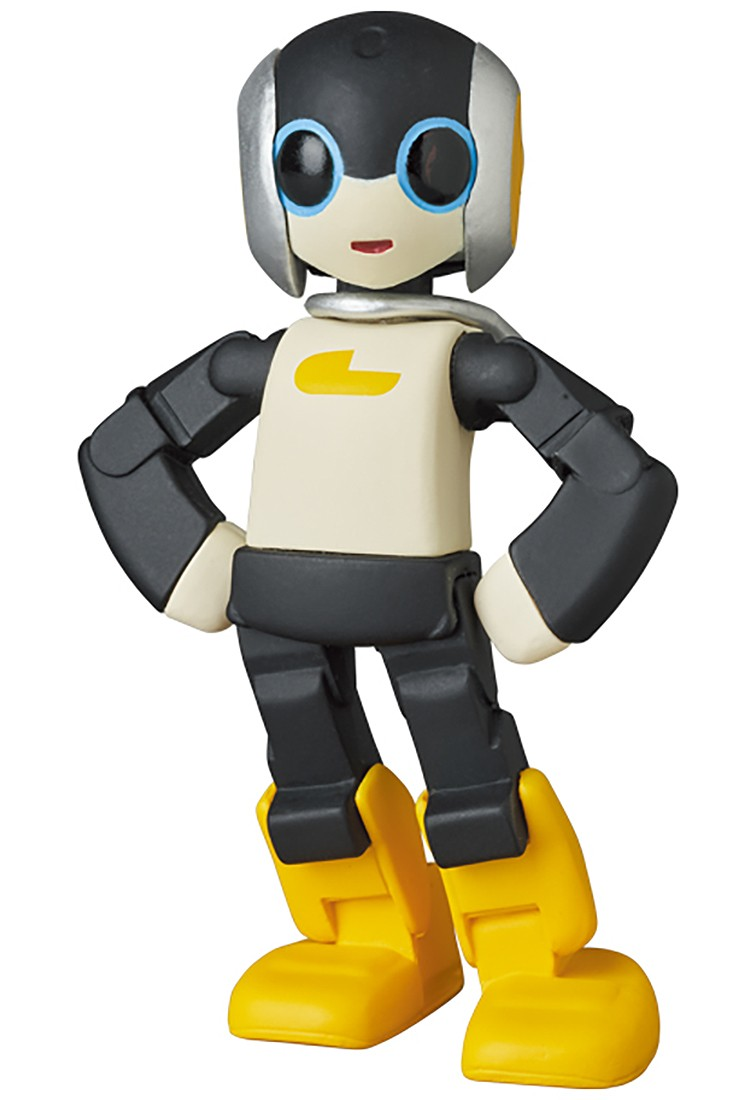 PREORDER - Medicom UDF Robi Series Robi 2 Yellow Figure (yellow)