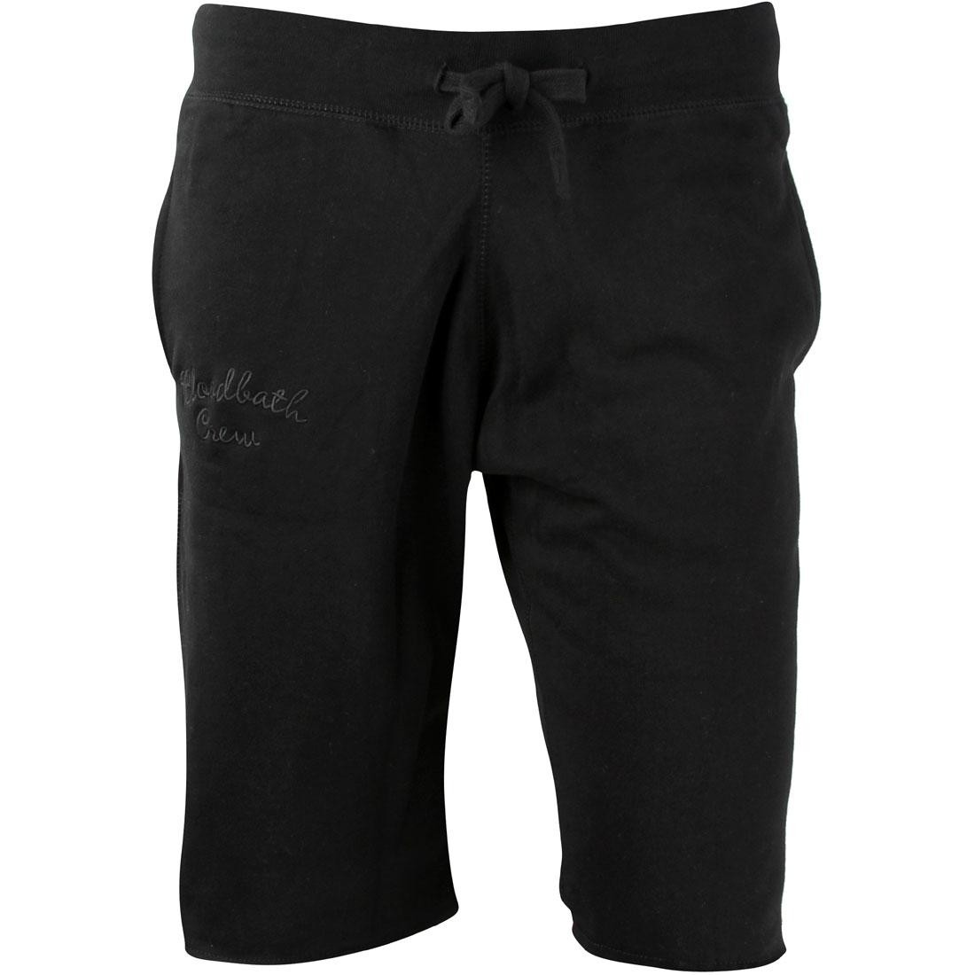 Bloodbath Men Crew Shorts (black)