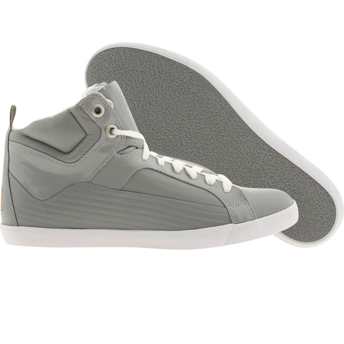 Lacoste Stealth Chevel High Leather (griffin grey)