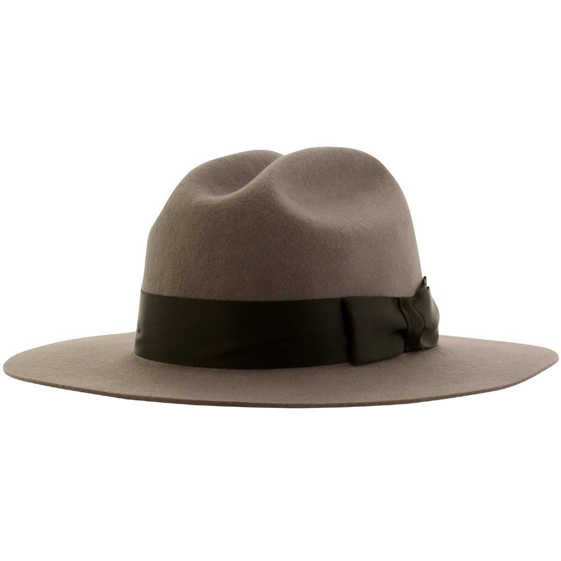 Brixton Tara Fedora Hat (gray / light)