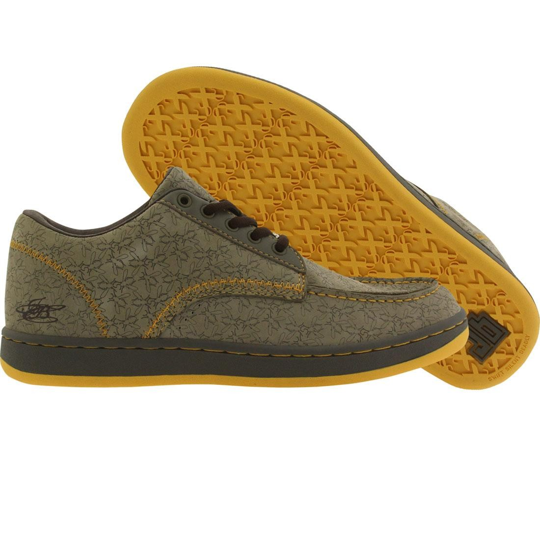 JB Classsics SDM Low Killerbees (grey / char / yellow)