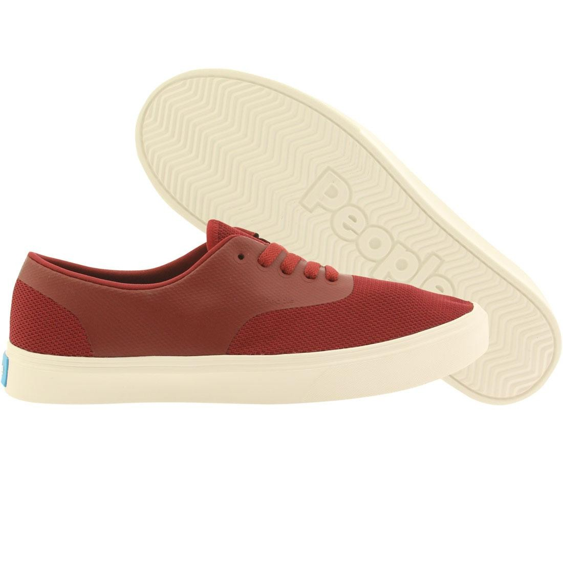 People Footwear Men The Stanley - 3D Mesh (burgundy / highland red)