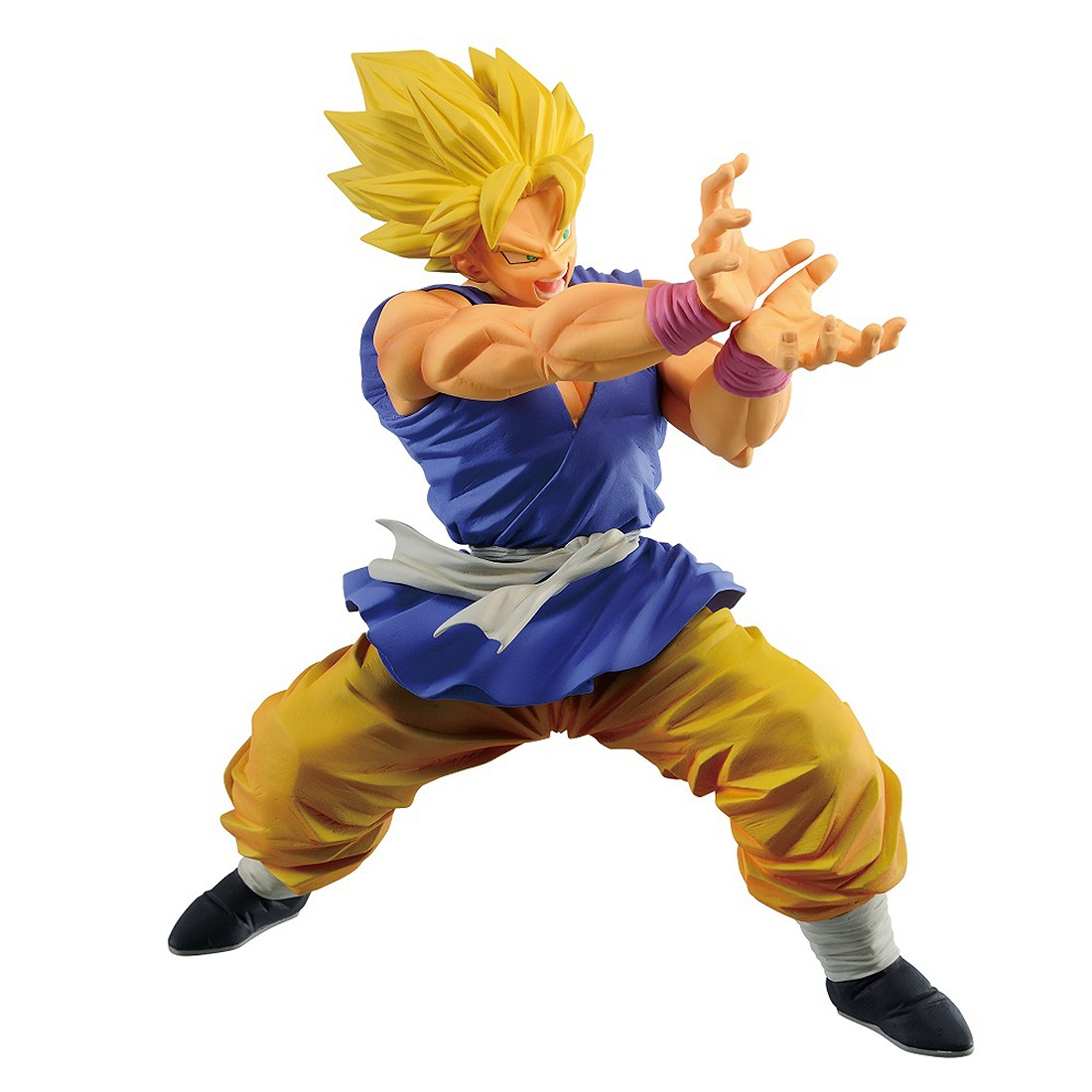 PREORDER - Banpresto Dragon Ball GT Ultimate Soldiers Super Saiyan Son Goku Figure (yellow)