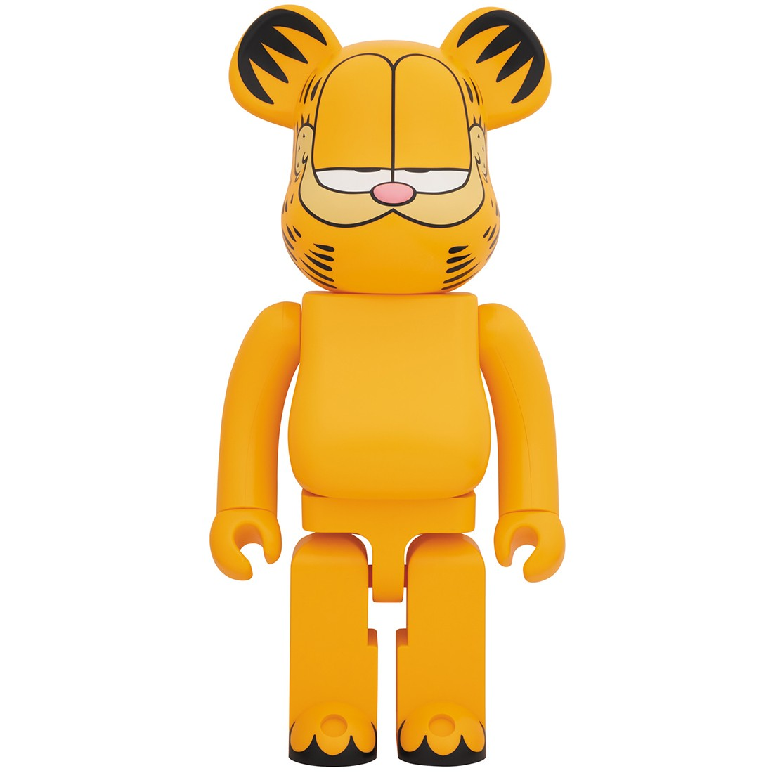 Medicom Garfield 1000% Bearbrick Figure (yellow)