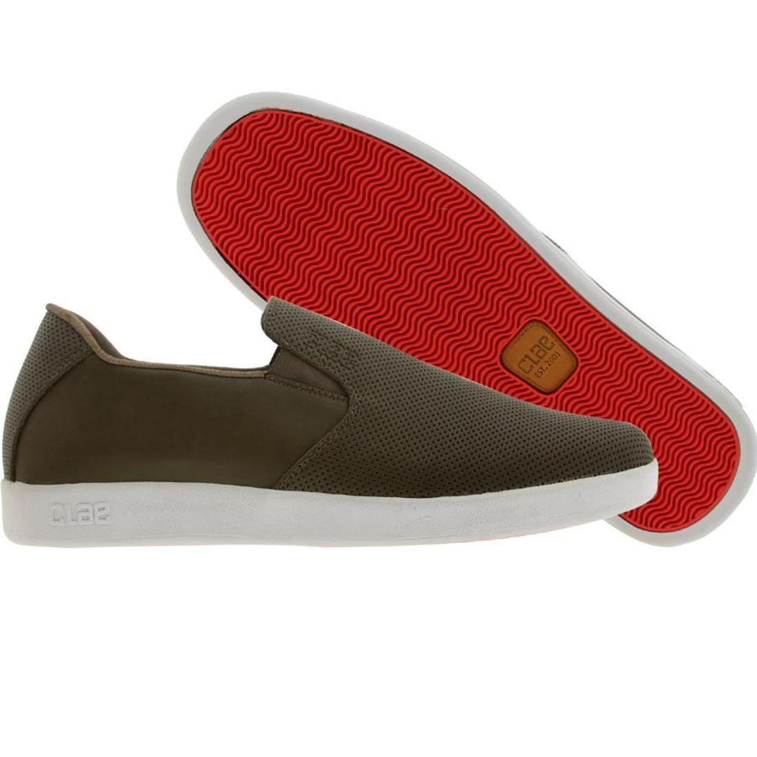 Clae Garvey Slip-on (lichen)