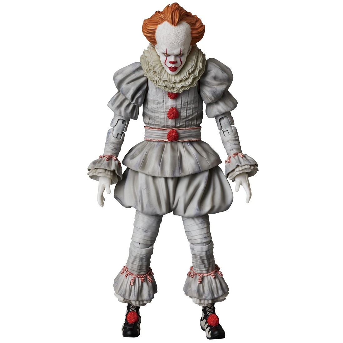 PREORDER - Medicom It Pennywise MAFEX Figure (white)