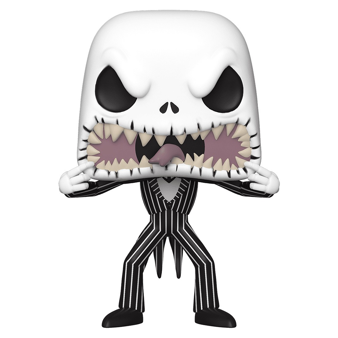 PREORDER - Funko POP Disney Nightmare Before Christmas Jack Scary Face (white)