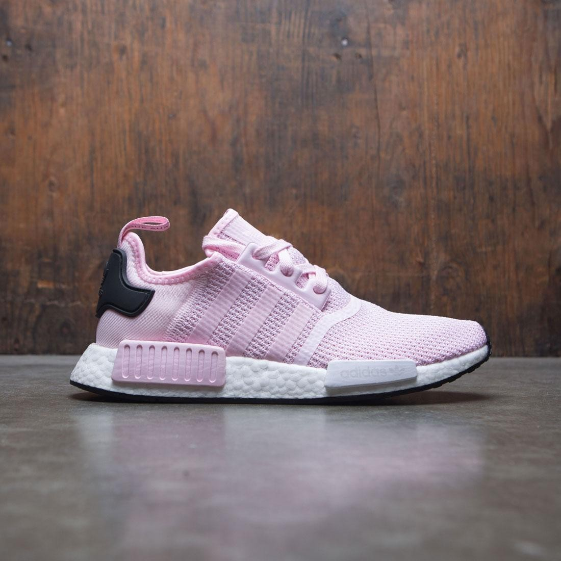 Details about ADIDAS NMD R1 B37648 CLEAR PINK FOOTWEAR WHITE CORE BLACK