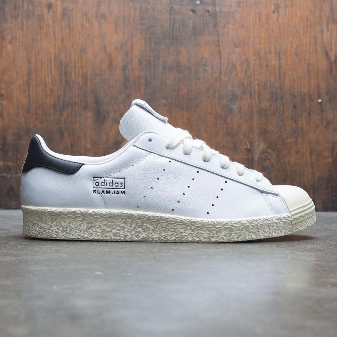 Adidas Consortium x Slam Jam Men Superstar 80s (white / footwear white)