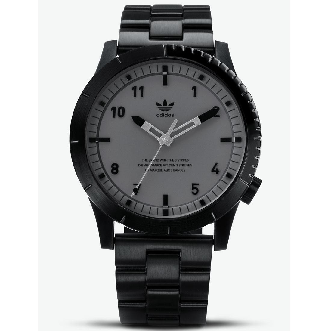 Adidas CYPHER_M1 Z03-017-00 Watch (black / charcoal)