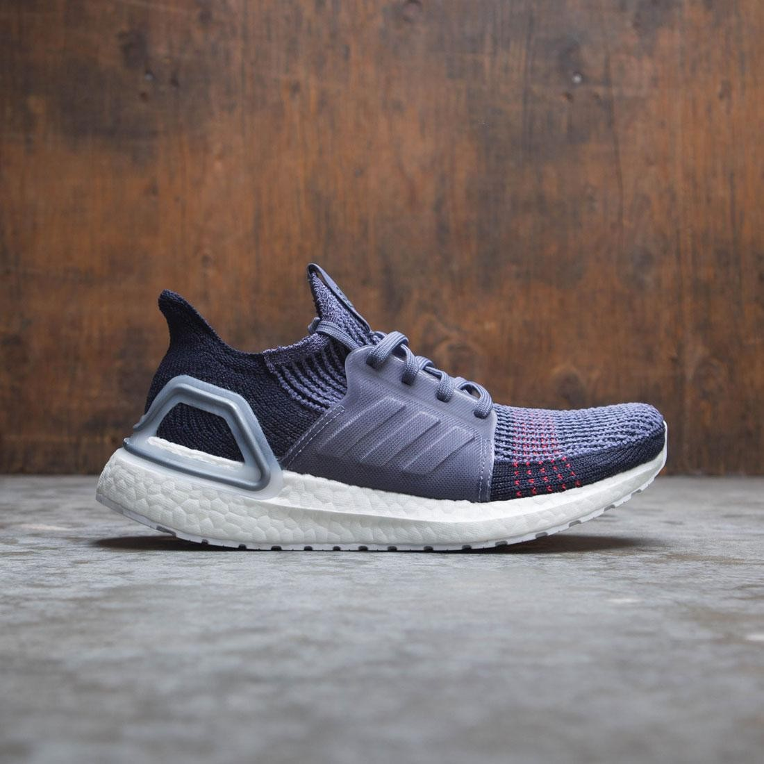 Adidas Women UltraBOOST 19 W (blue / raw indigo / shock red)