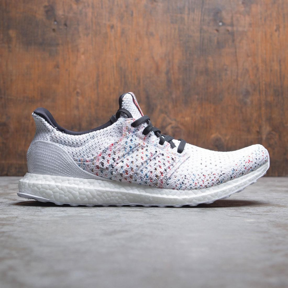 c59ffcfd07290 Adidas x Missoni Men UltraBOOST CLIMA white footwear white active red