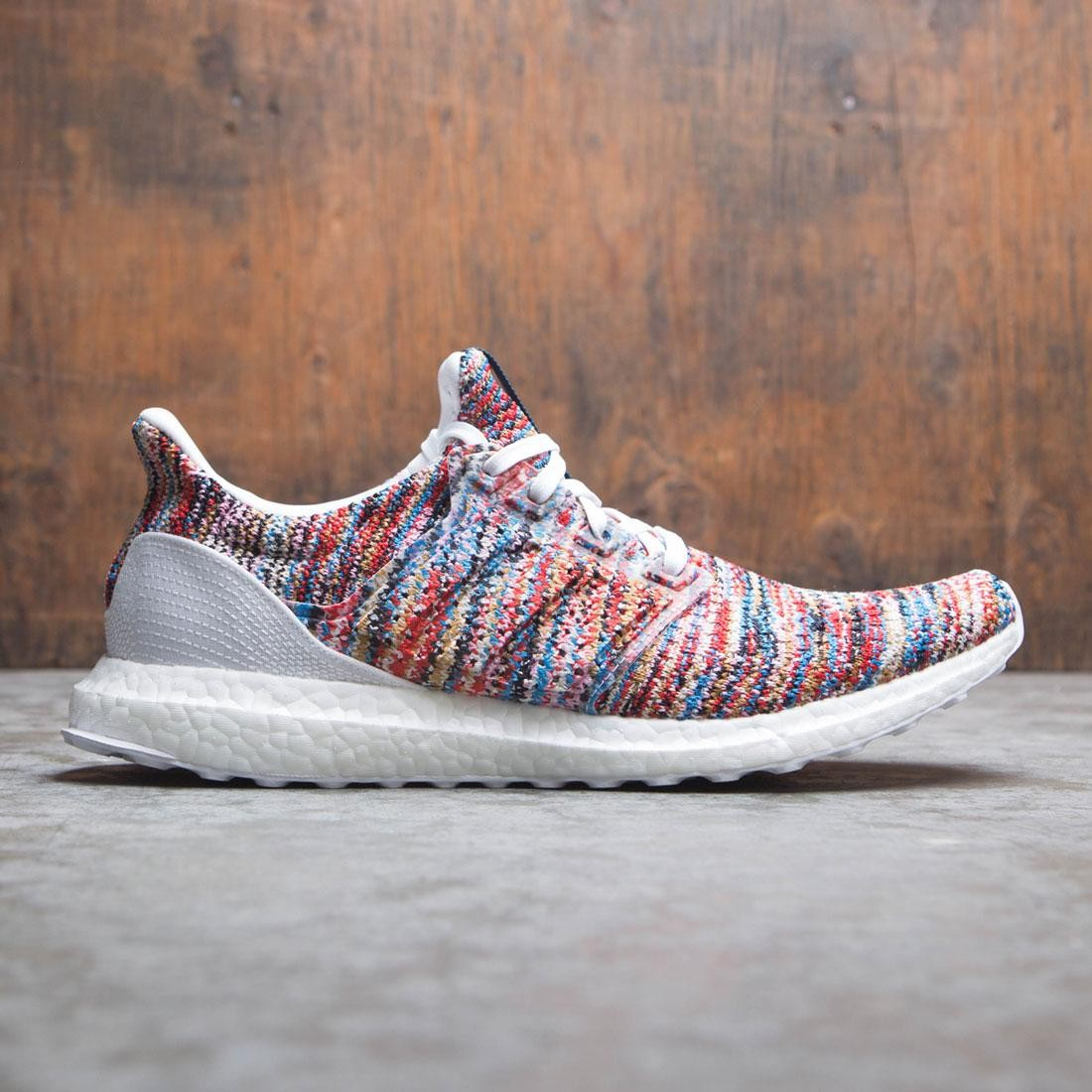 Adidas x Missoni Men UltraBOOST CLIMA (white / shock cyan / active red)
