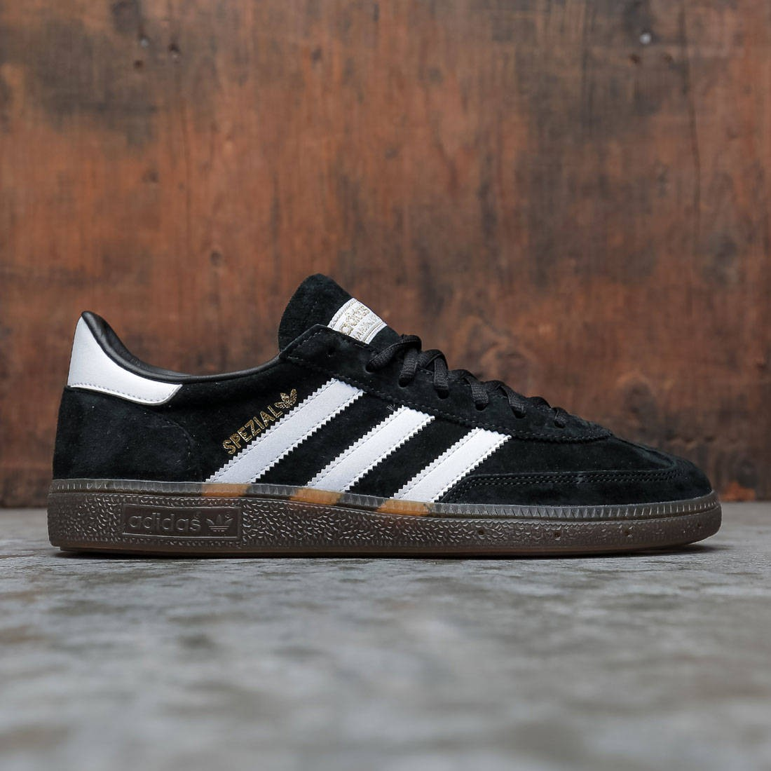 Adidas Men Handball Spezial (black / footwear white / gum)