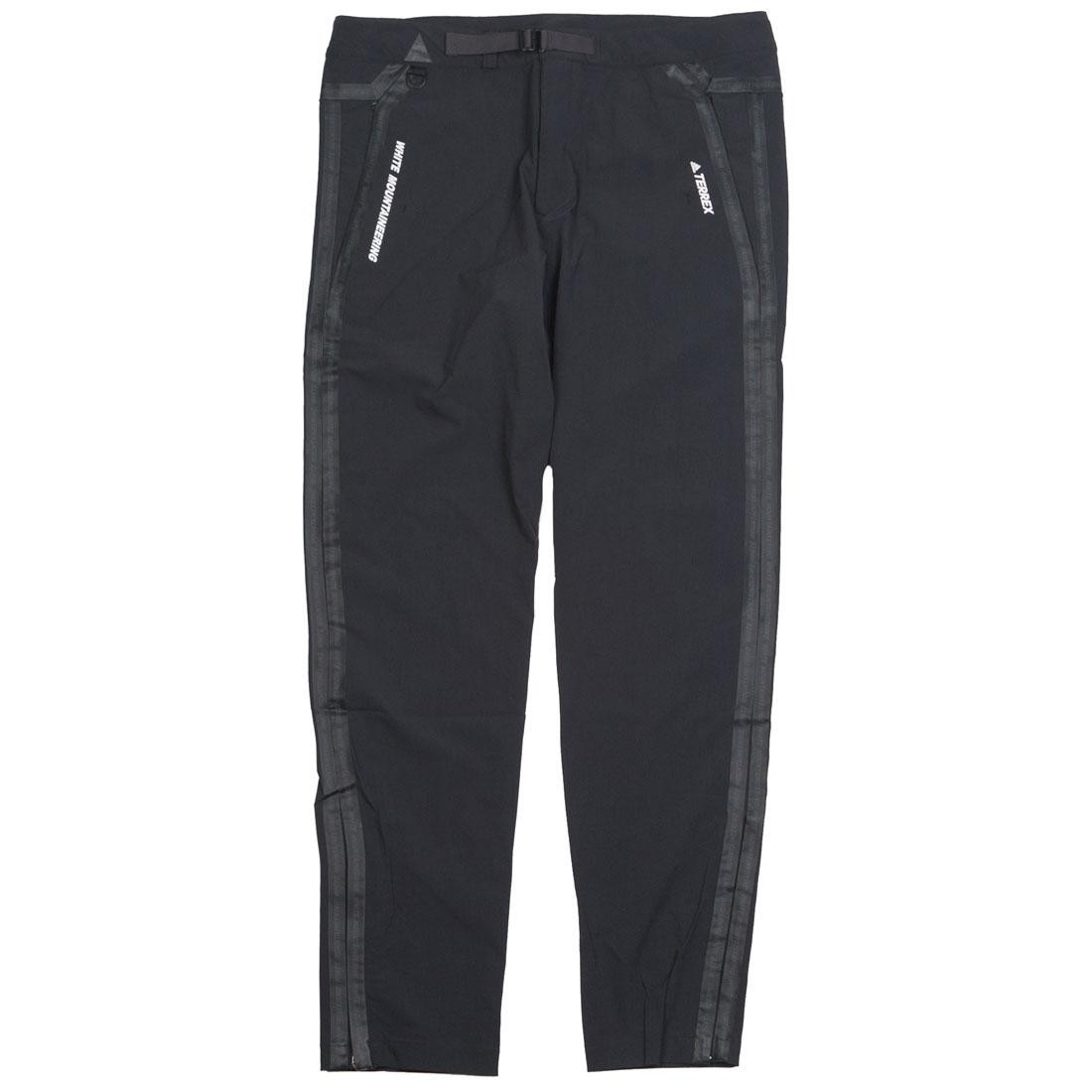 Adidas x White Mountaineering Men WM Slim Pants (black)