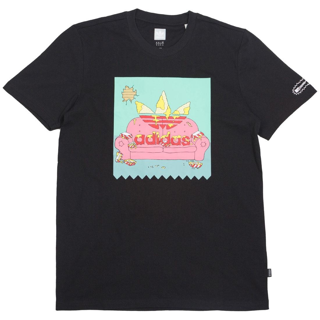 Adidas Men Beavis And Butthead Tee (black)