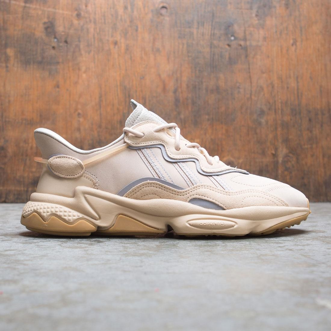 Adidas Men Ozweego (beige / st pale nude / light brown / solar red)