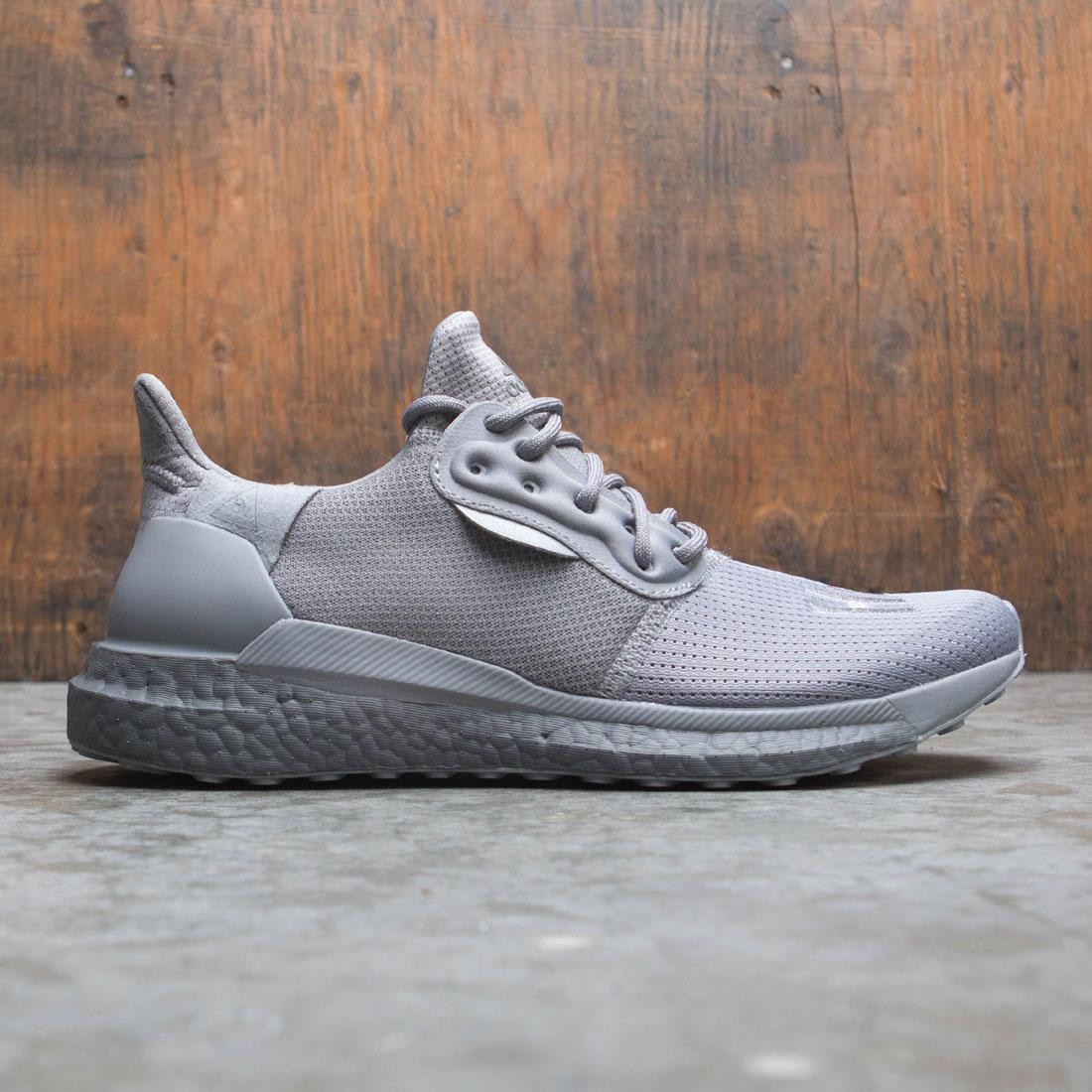 Adidas Consortium x Pharrell Williams Men Solar HU PRD (gray / grey three)