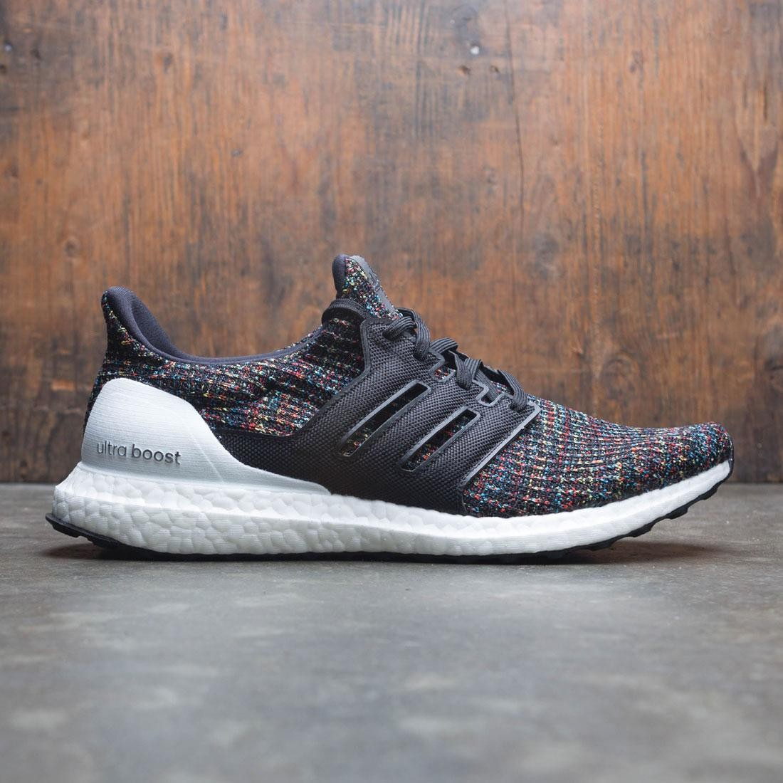ADIDAS Ultraboost, Black Red