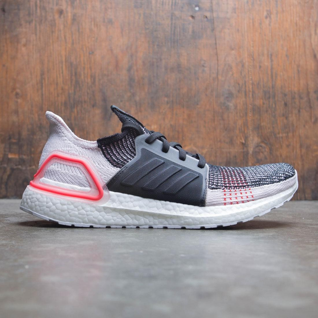 cheap for discount 731ad 418a0 Adidas Men UltraBOOST 19 (black / orchid tint / active red)