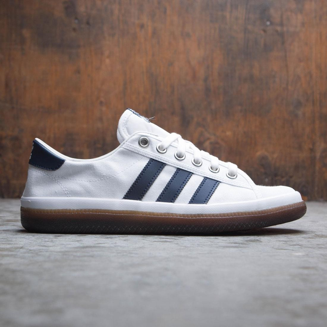 Adidas Men Norfu SPZL (white / collegiate navy / gum)