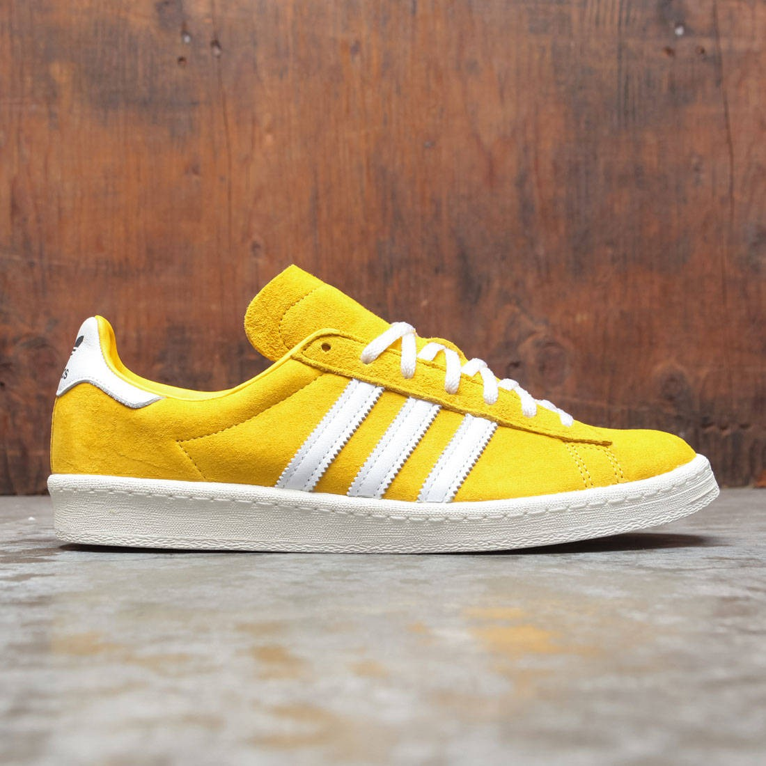 Adidas Men Campus 80s (gold / bold gold / footwear white / core black)