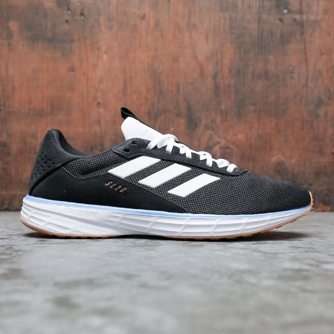 Adidas x Noah Men SL20 (black / core white / blue bird)