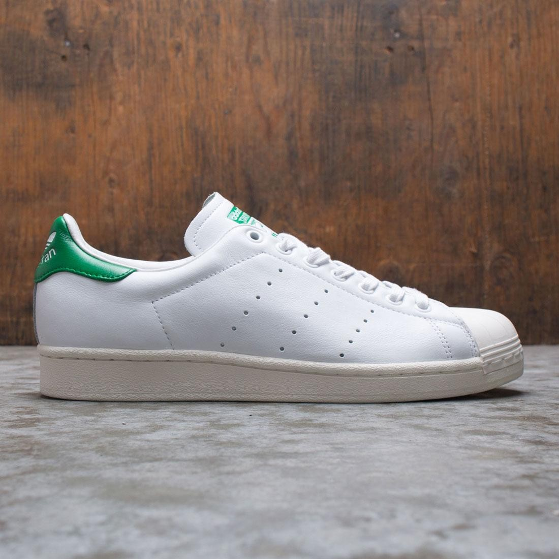 Adidas Men Superstar (white / footwear white / green)