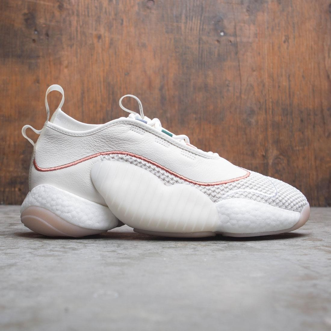 Adidas x Bristol Studio Men Crazy BYW II (white / cloud white / customized)