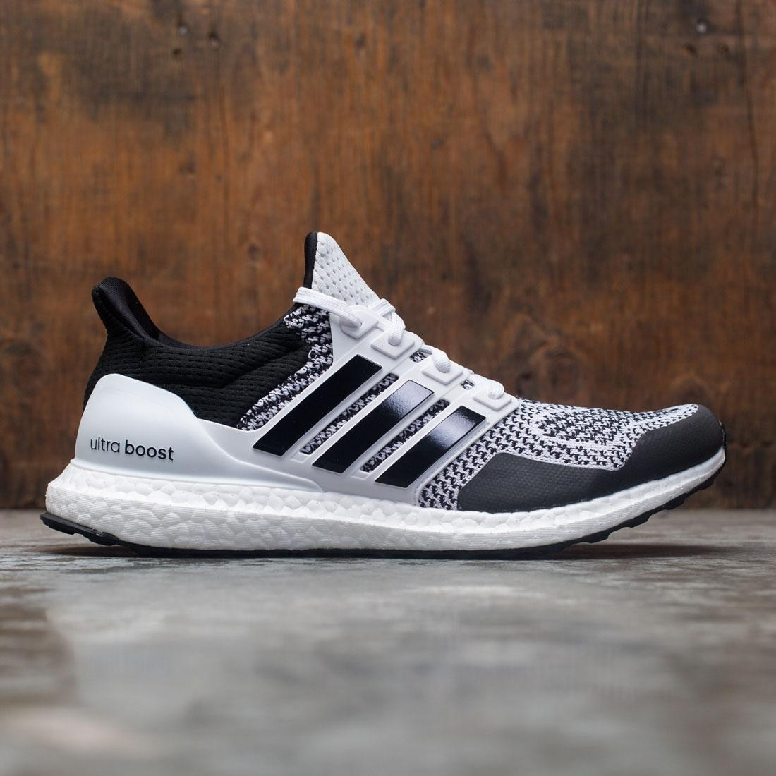 Adidas Men UltraBOOST 1.0 DNA (white / core black / footwear white)