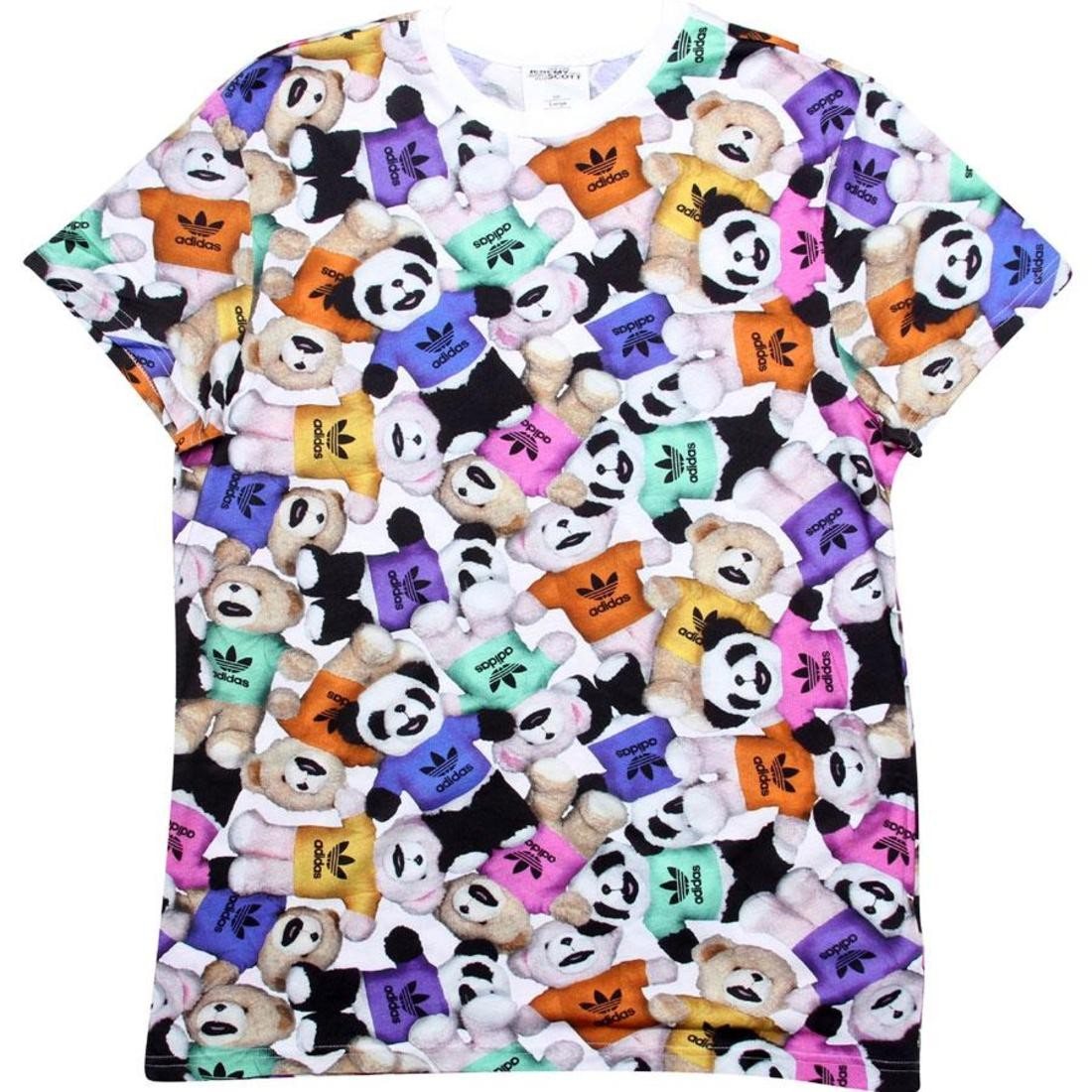 Big Multicolor Bear Scottwhite Womens Tee Jeremy Adidas 8Ov0ymwNn