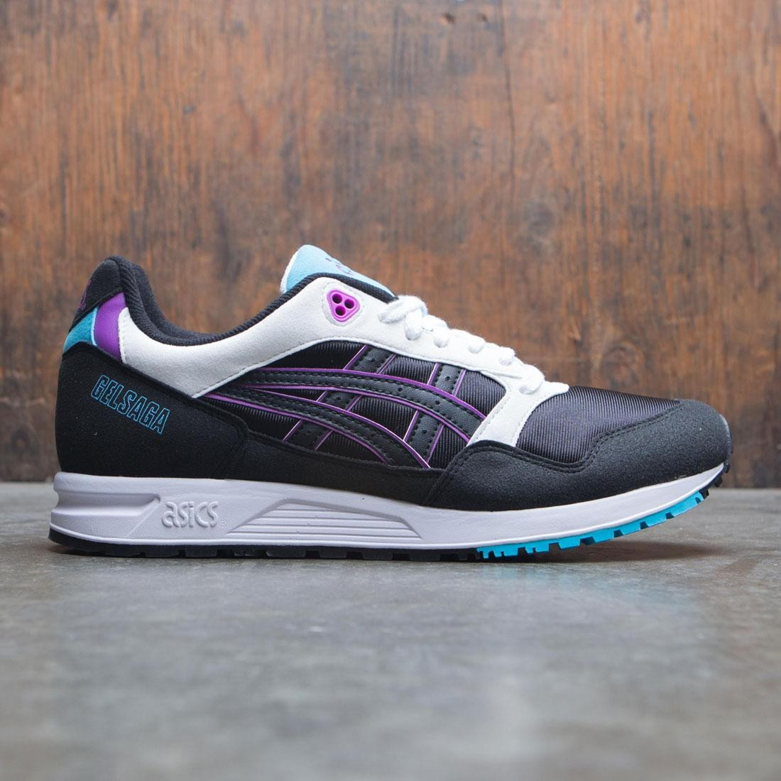 Asics Tiger Men Gel-Saga (black / orchid)