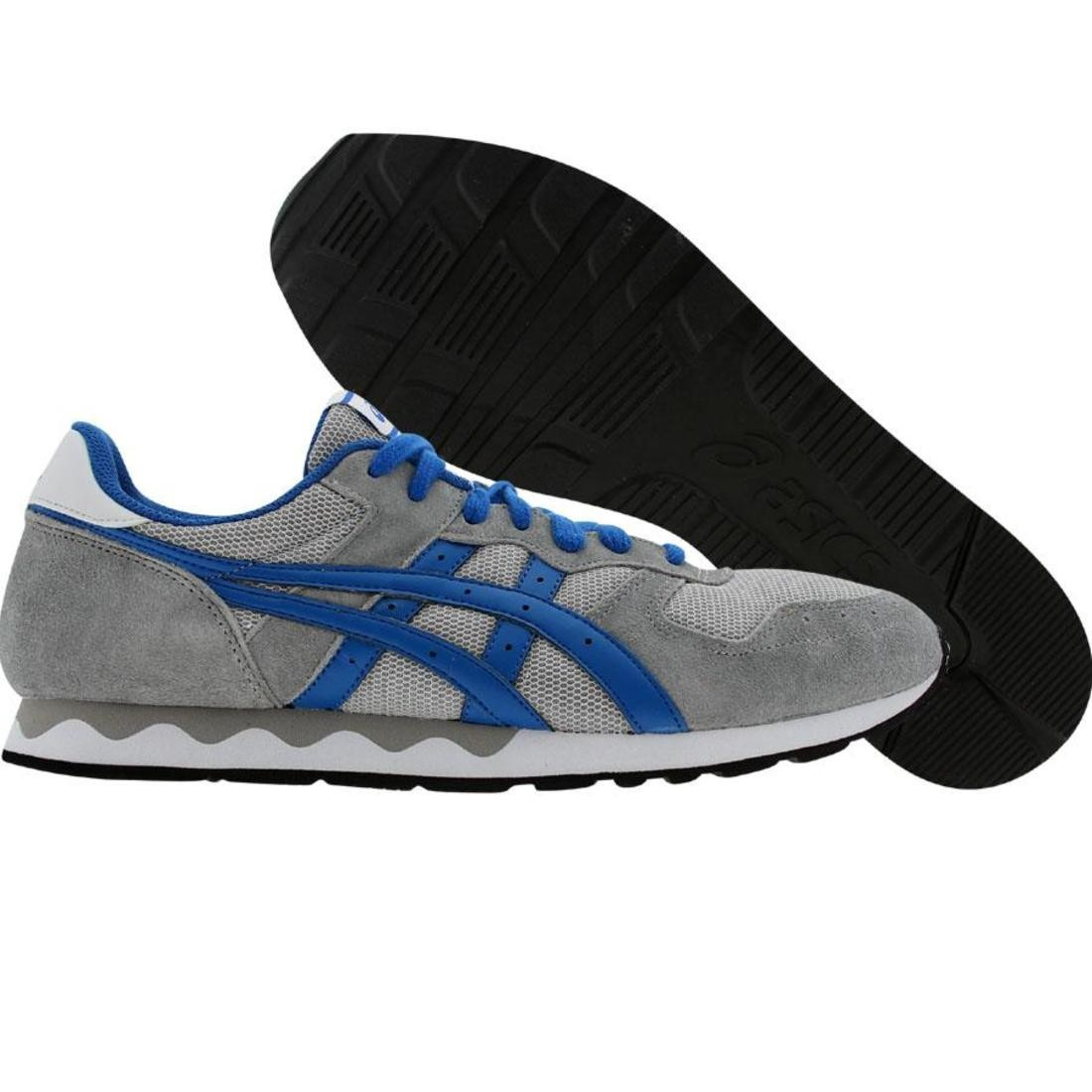 asics tiger gel-holland (grey / blue)