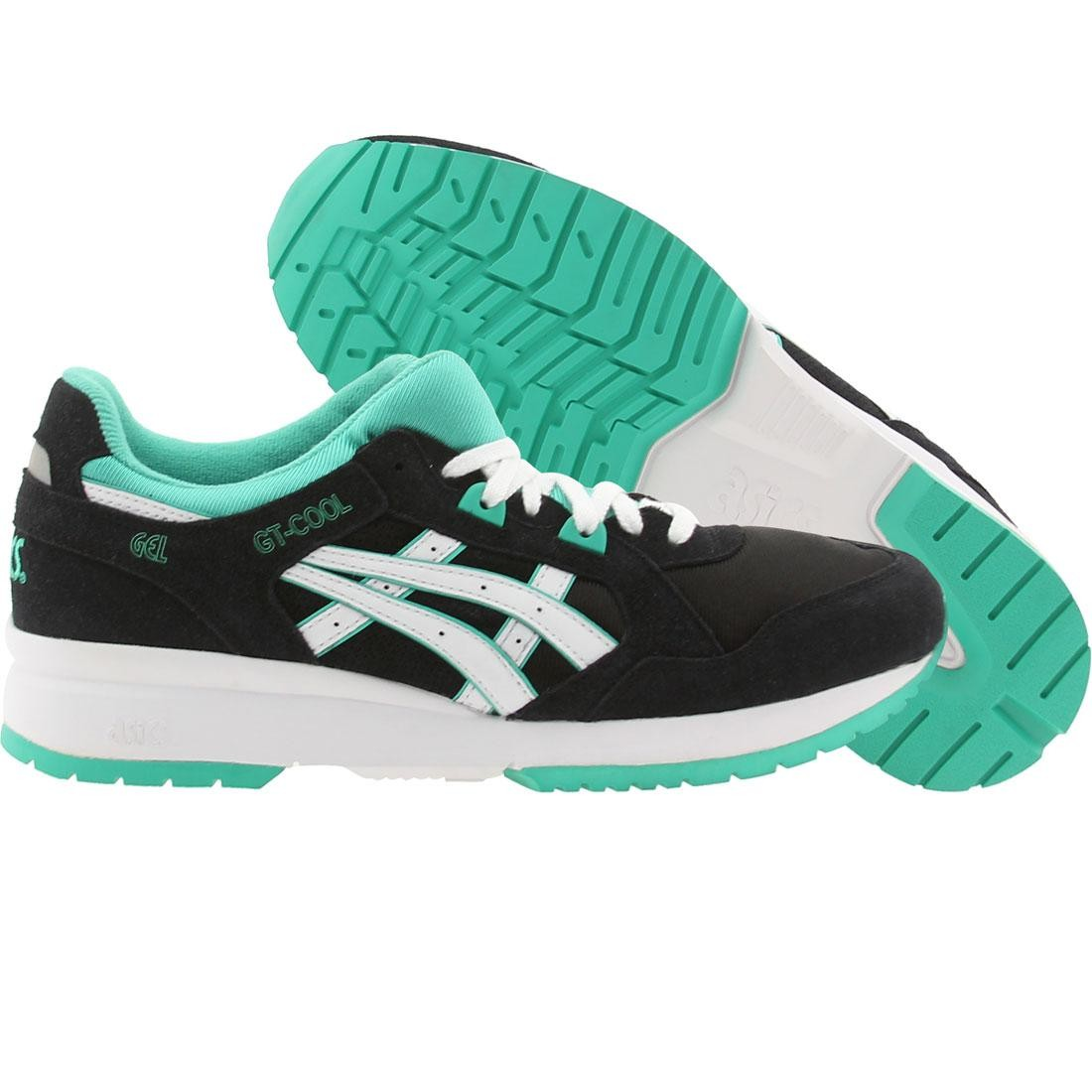 Asics Tiger Men GT-Cool (black / mint leaf)