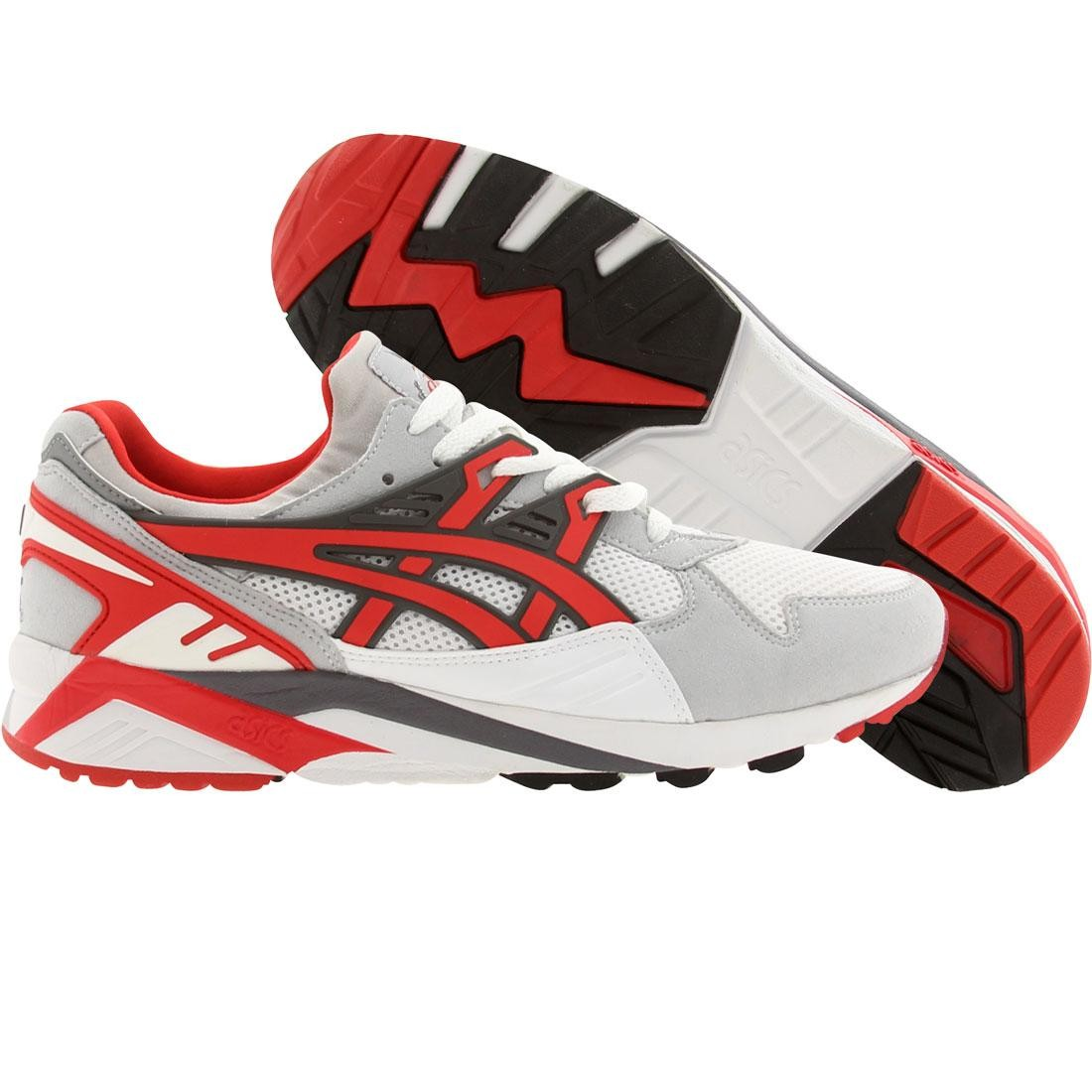 Asics Tiger Men Gel-Kayano Trainer (white / fairy red)