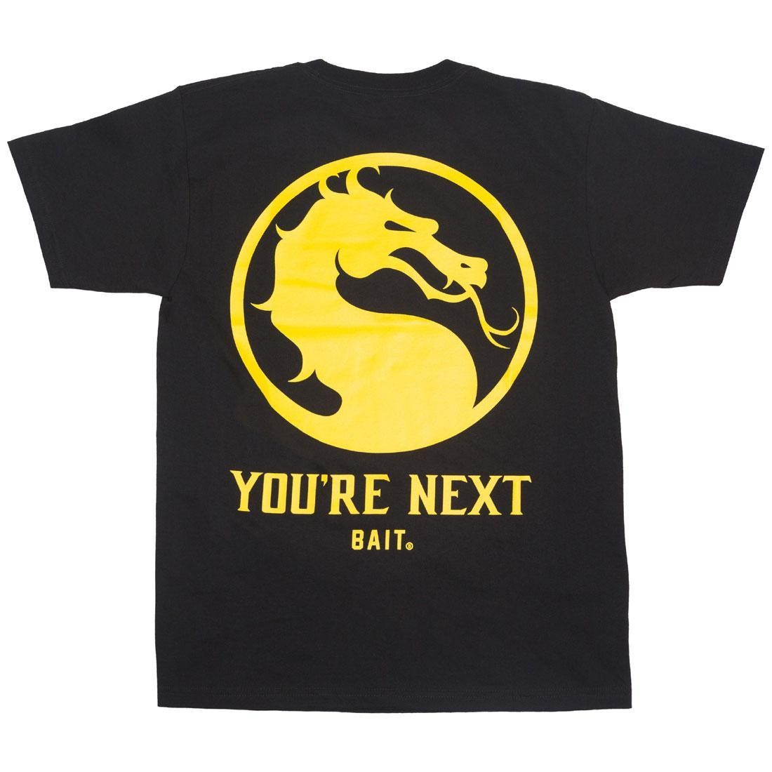 BAIT x Mortal Kombat 11 Men You're Next Tee (black)