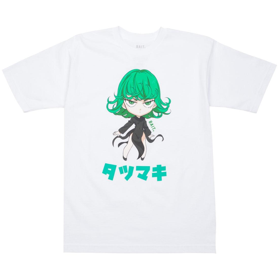 BAIT x One Punch Man Men Tatsumaki Chibi Tee (white)
