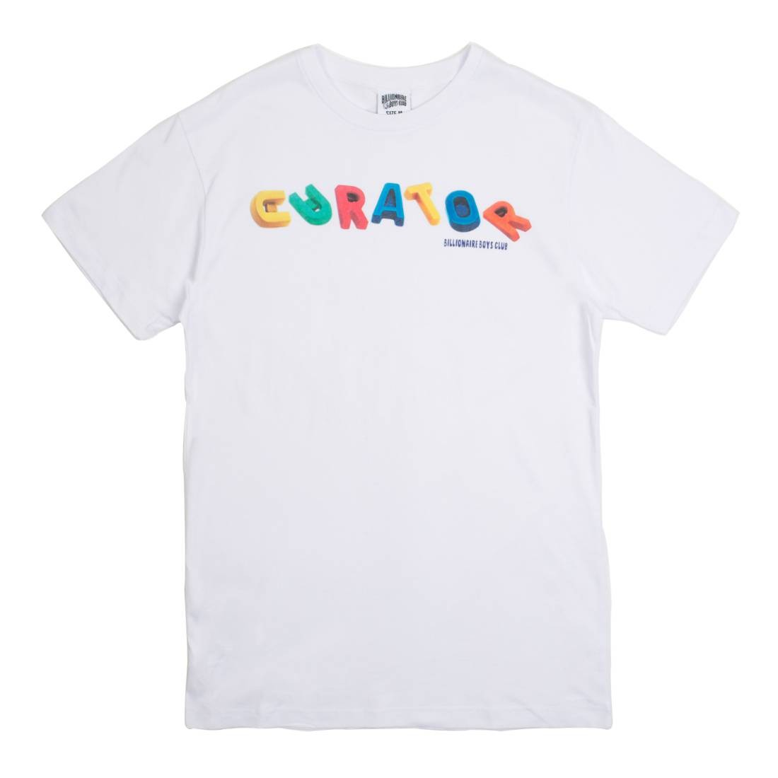 Billionaire Boys Club Men Curator Tee (white)