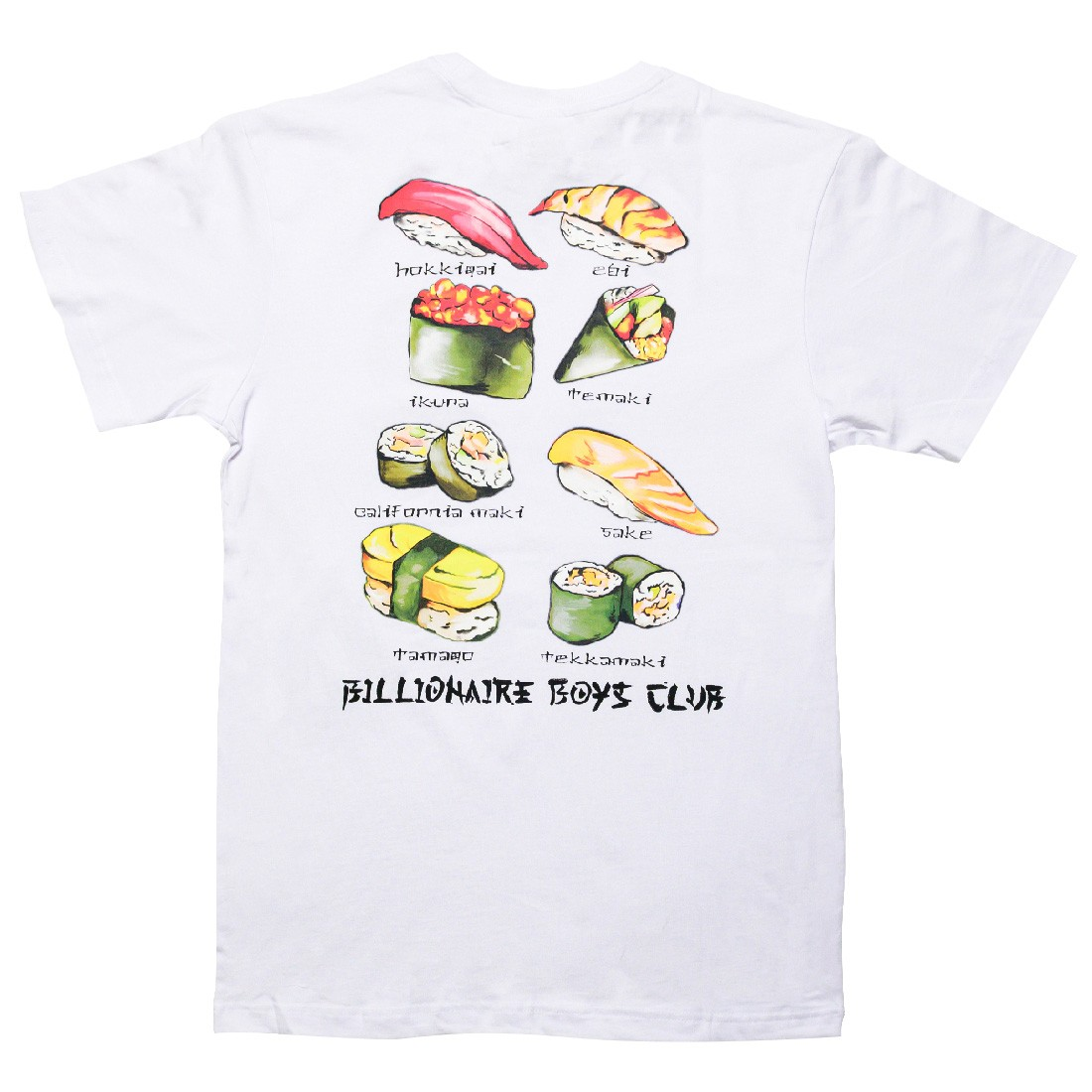 Billionaire Boys Club Men Spicy Mayo Tee (white)