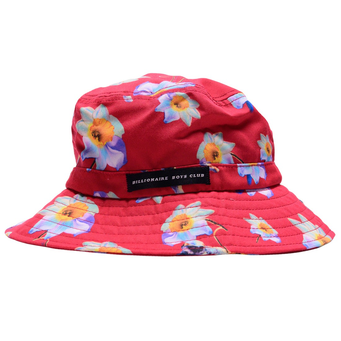 Billionaire Boys Club Space Petal Bucket Caps (red)