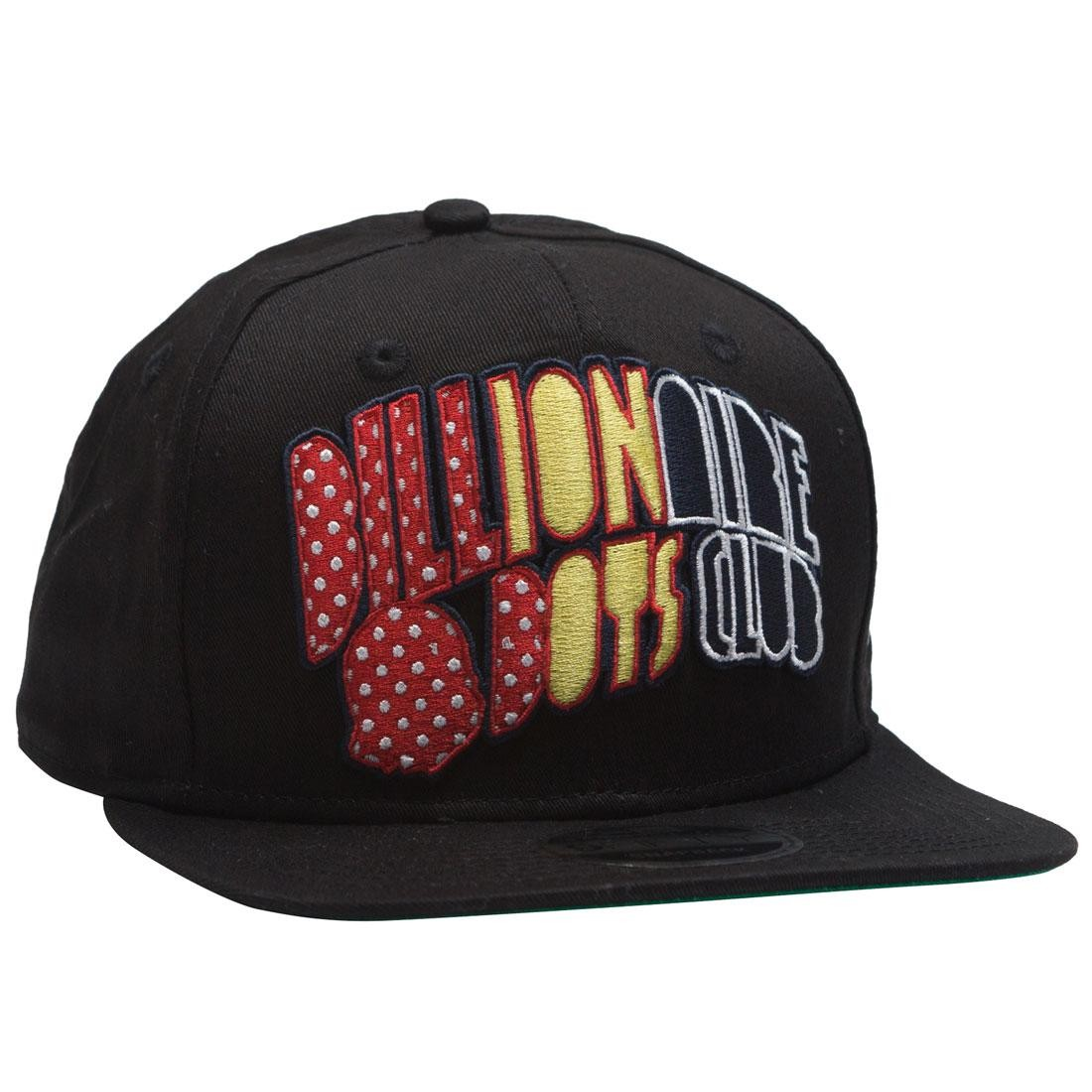 Billionaire Boys Club Trio Snapback Cap (black)