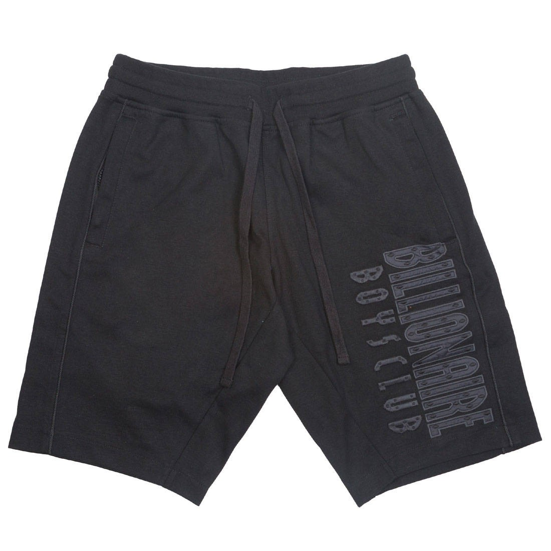 Billionaire Boys Club Men Straight Font Shorts (black)